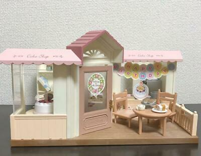 B26 Sylvanian Families Calico Critters Pastry Cake Shop II Cup Cake Tower Set #1