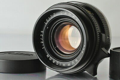 [EXCELLENT-]Leica Leitz Canada Summicron 35mm F/2 Lens for Leica M #4512