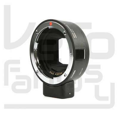 NEW Sigma MC-21 Mount Converter/Lens Adapter (EF-Mount to L-Mount )