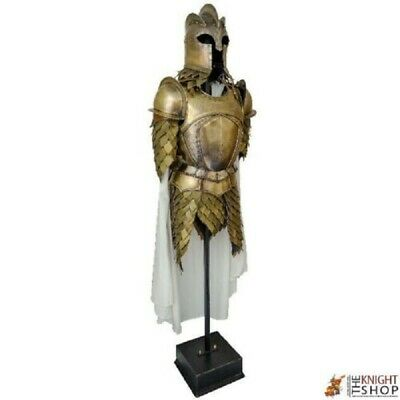 Medieval King's Guard Armour Set Game Of Thrones Full Suit Of Armor i2