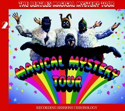 The Beatles Magical Mystery Tour Recording Sessions Chronology Rock Band