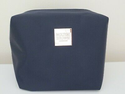 TURKISH AIRLINES BUSINESS CLASS Molton Brown AMENITY KIT Brand New & Sealed