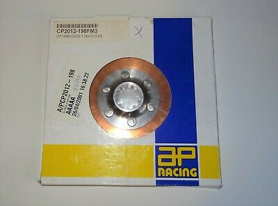 """AP Racing A/PCP2012-198 FM3, 184mm - 7.25"""" Sintered Clutch Plate 1.06"""" x10 Outer"""