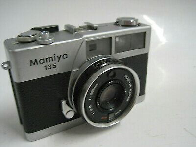 Mamiya 135 Rangefinder 35mm Camera  (HHG)