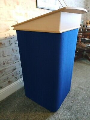 Portable Lectern Complete with Bespoke Carry-Cases