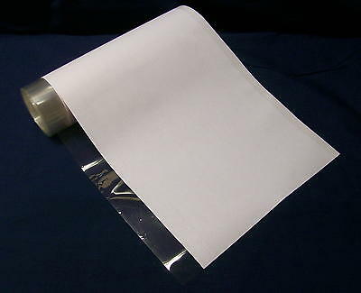 "10 yard x 8"" roll Brodart Just-a-Fold III Archival Book Jacket Covers - mylar"