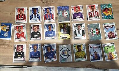 Panini Football 2020  The Official Premier League Sticker Collection, Stickers.