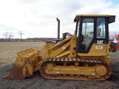 2005 Caterpillar 939C Crawler Loader, ONLY 739 ORIGINAL HOURS