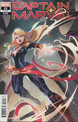 Captain Marvel Nr. 15 (2020), Chinese New Year Variant Cover, Neuware, new