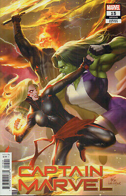 Captain Marvel Nr. 15 (2020), Connecting Variant Cover, Neuware, new