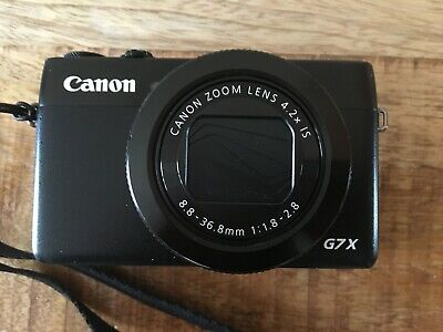 Canon PowerShot G7X in excellent condition