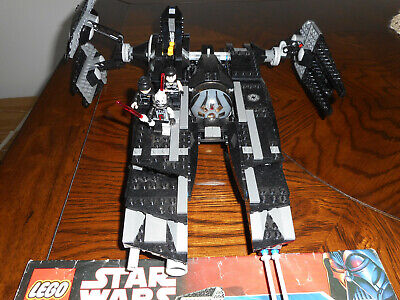 Lego Star Wars Expanded Universe: Rogue Shadow Set #7672