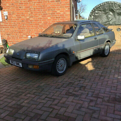 Barn find mk1 ford Sierra xr4i classic for spares or repairs project