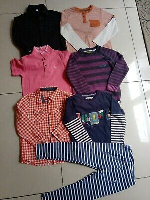 Boys Clothes Bundle 4-5 Years Ted Baker,Zara,Junior J, George,M&S,Next