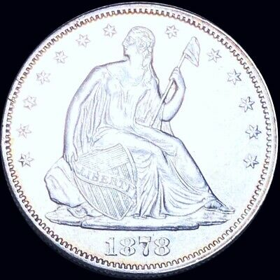 1878 Seated Half Dollar HIGHLY UNCIRCULATED Philly ms bu 50c Liberty Silver Coin