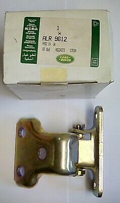 BRAND NEW GENUINE LAND ROVER 101 REAR BODY SIDE HINGE LH 398497