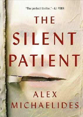 The Silent Patient - Alex Michaelides (P.D.F)