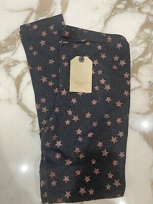 NWT zara Girls Star Leggings