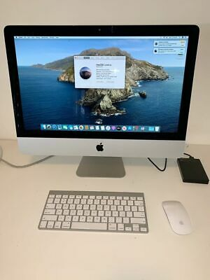"""Apple iMac 21.5"""" - Late 2012 - 2.7GHz CPU + 8 GB RAM with SSD upgrade option"""