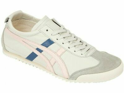 Onitsuka Tiger MEXICO 66 DELUXE women 1182A048 Cream NIPPON MADE in Japan F/S