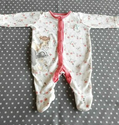 Beautiful Baby Girls Disney Bambi Babygrow Sleepsuit Romper Babygro 0-3 Months