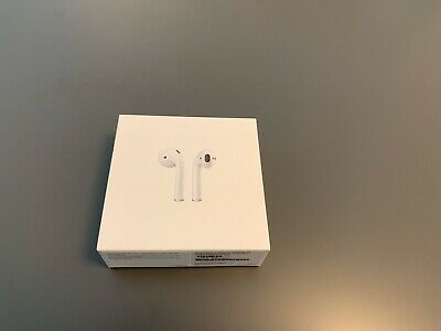 Apple AirPods 2nd Generation with Charging Case - White | Genuine