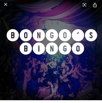 Bongos Bingo Blackpool Tickets