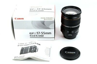 Canon EF-S 17-55mm F2.8 IS USM Standard Zoom Lens From Japan #3529