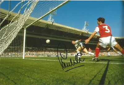 Danny Wilson Luton Authentic Hand Signed 12 x 8 colour football photo SS884b