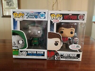 Funko Pop Marvel - Ant Man - Marvel Collectors Corps #87 Dr. DOOM# 561