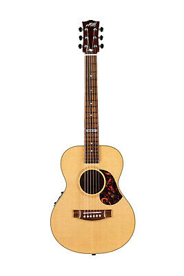 Maton EMTE Tommy Emmanuel Mini Acoustic Electric Guitar w/Case