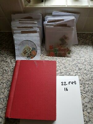 Stamps job lot world a-z collection and album for sorting