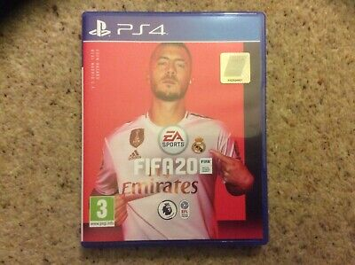 Fifa 20 PS4 PlayStation game