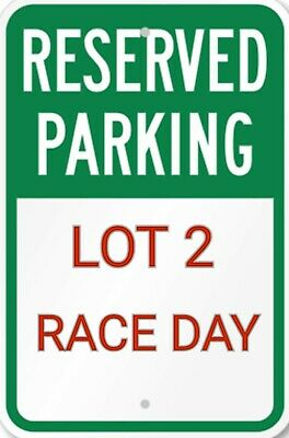 (1) Lot 2 Race Day Parking Pass Indianapolis 500 No tickets 2020 *Sold Out Lot*