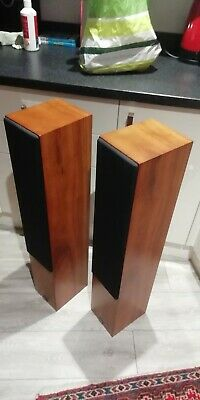 Monitor Audio Floorstanding Rosewood Speakers Pair Studio 12 Audiophile Superb