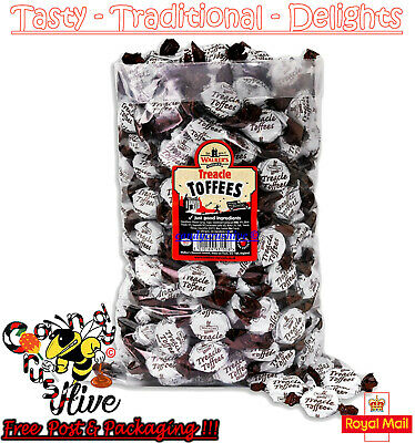1 - 600 Walkers Nonsuch Treacle Toffees Wrapped Sweets Pick N Mix Traditional
