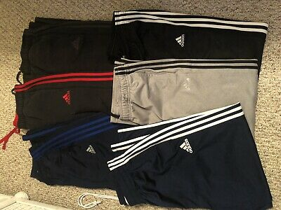 Adidas Pants Mens Large Lot Of 6
