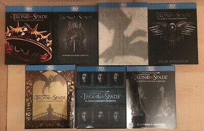 Il Trono di Spade - Game of Thrones Bluray stagioni 1, 2, 3, 4,5 ,6 e 7