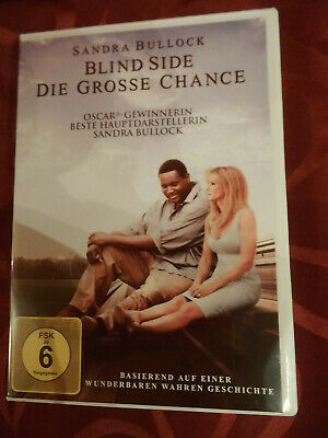 Blind Side - Die grosse Chance - DVD - Football Drama mit Sandra Bullock -
