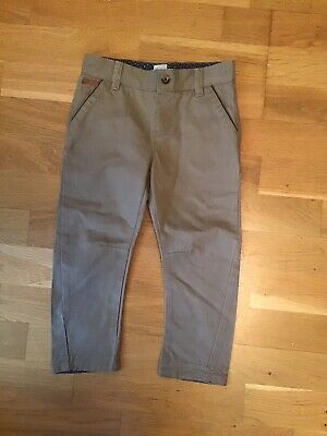 Kids Boys Ted Baker Chino Trousers 18-24 Months