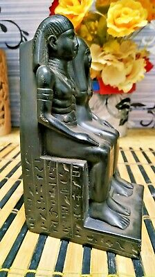RARE ANCIENT EGYPTIAN ANTIQUE ISIS and OSIRIS ( 1221-1120 BC)