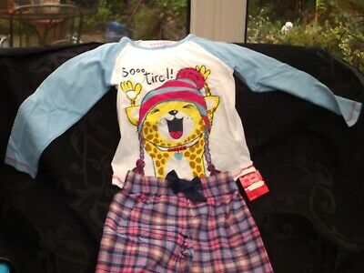 Bag 20) Marks And Spencer Girls Pyjamas