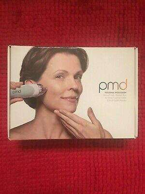 PMD Personal Microderm Device w/ new unused replacement discs