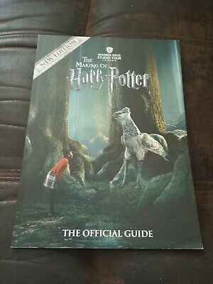 Warner Bros Studio Tour London The Making Of Harry Potter Official Guide