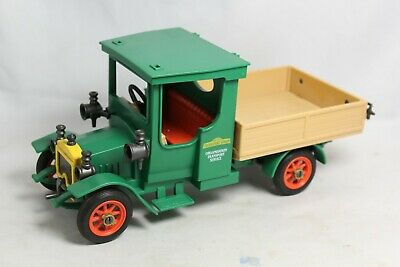PLAYMOBIL Victorian Mansion Vintage Transport Union Delivery Truck 5640 Green 89