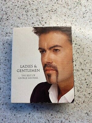 George Michael Mini Disc Ladies And Gentlemen Rare