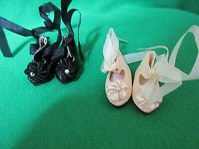 47mm LT GREEN Classic Ankle Straps Doll Shoes Bitty Bethany