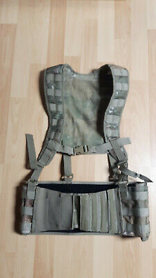 Dye Tactical Paintball Molle Harness Dyecam