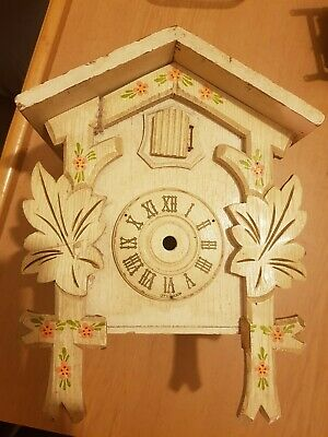 cuckoo clock Black Forest wall clock made in Germany