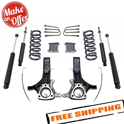 Hatch Lift Support-Suspension Body Lift Kit Sachs fits 95-04 Jeep Grand Cherokee
